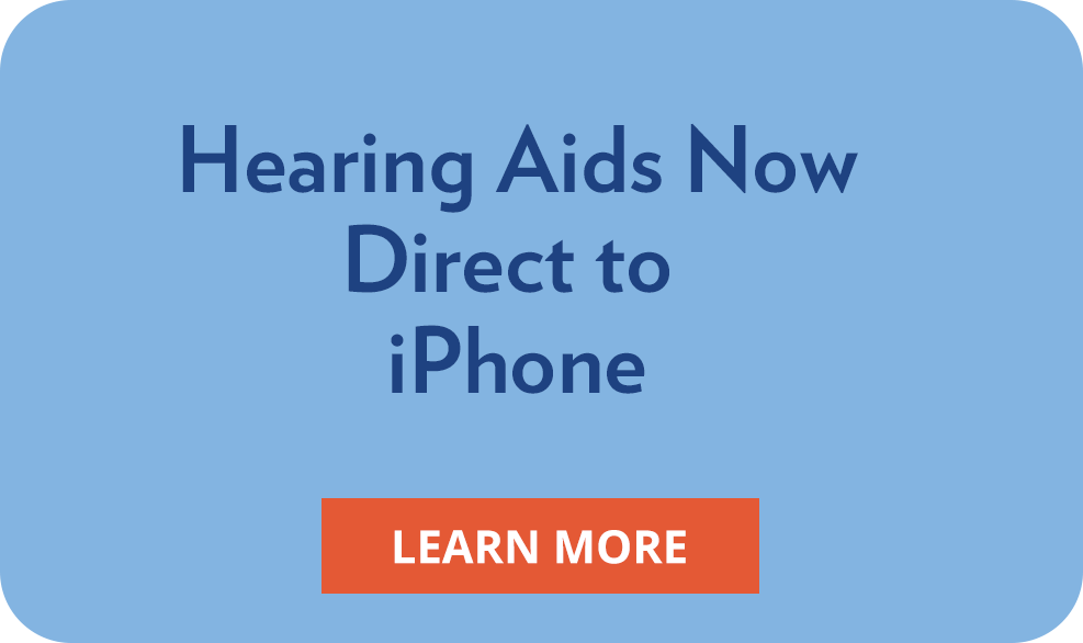 Hearing Aids Now Direct to iPhone